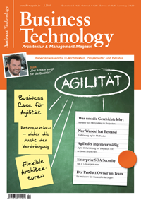 Business Technology 2.2010, Schwerpunkt Agilitt