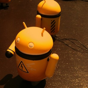 Emulierter Android