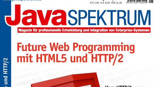 JavaSPEKTRUM 05/2017