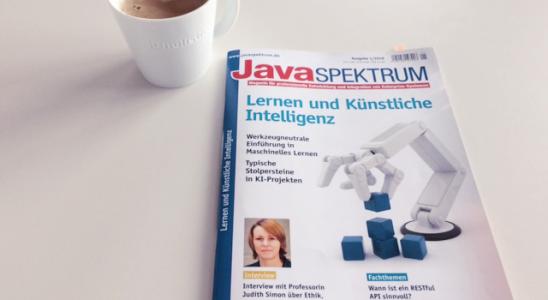JavaSpektrum Januar 2018