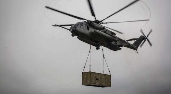 Fat jar CH 53e