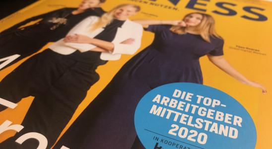 TOP ARBEITGEBER MITTELSTAND 2020