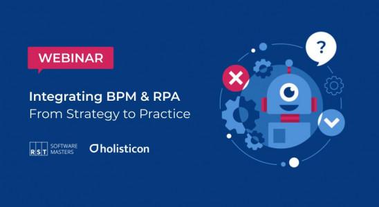 Webinar BPM und RPA